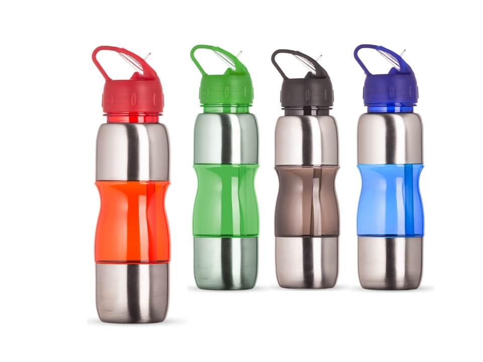 Squeeze plástico personalizado.