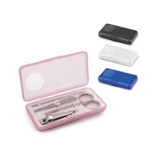 Kit de manicure, incluso 4 peças