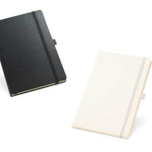 Bloco de anotações capa dura