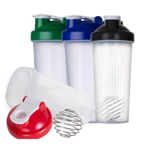 Shaker plástico capacidade 600 ml