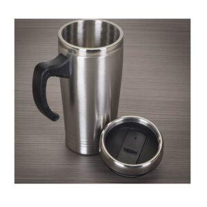 Caneca inox de 450 ml – CN018