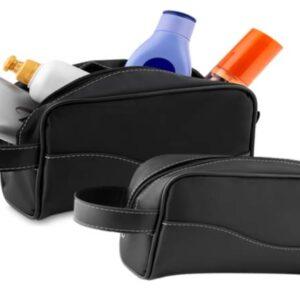 Necessaire em couro sintético e nylon 70 – NC059